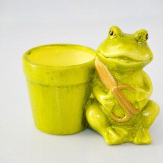 κεραμικος βατραχος 3389-0