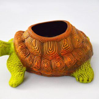 καραμικη χελωνα με κασπω-0