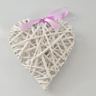 ψαθινο κασπω διακοσμητικο σε σχημα καρδιας 52781-0