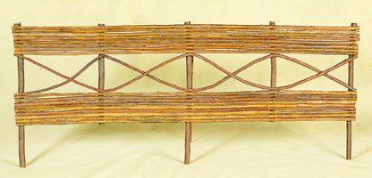 ξυλινος φραχτηςκηπου H006-197-0