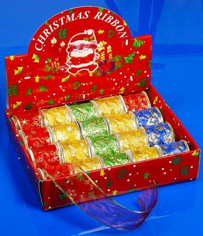 χριστουγιενιατικη κορδελα κουτι-0