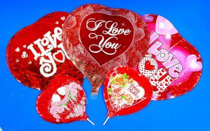 μπαλονια I LOVE YOU / LM18 / LM10-0
