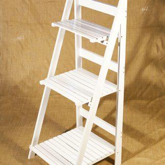 τριπλη ξυλινηδιακοσμητικη σκαλιερα 518-1193-0