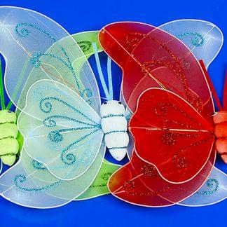 πεταλουδα με φως A 19-0